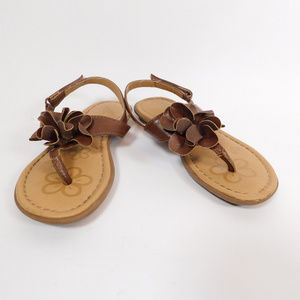 Cherokee Girls Thong Sandals 12 CL2048 1019